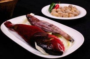 La vieja es uno de los pescados tradicionales de la cocina canaria.