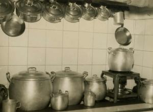 Cocina en la isla de La Palma