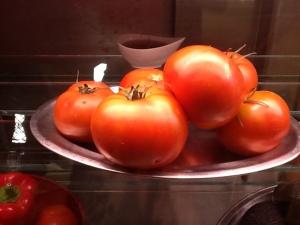 Tomates de La Playita.