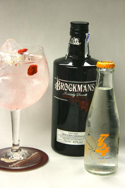 Gin-Tonic de fresa